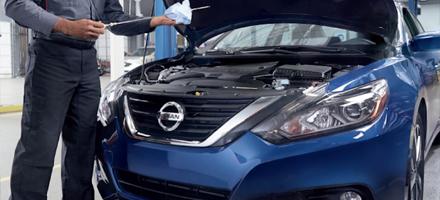 Nissan Oil Change Near Salem NH
