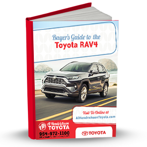 Buyer's Guide to the Toyota RAV4