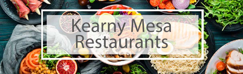 Kearny Mesa Restaurants
