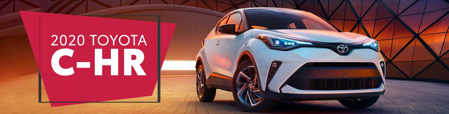 2020 Toyota C-HR Crossover in Juneau, AK, at Mendenhall Toyota