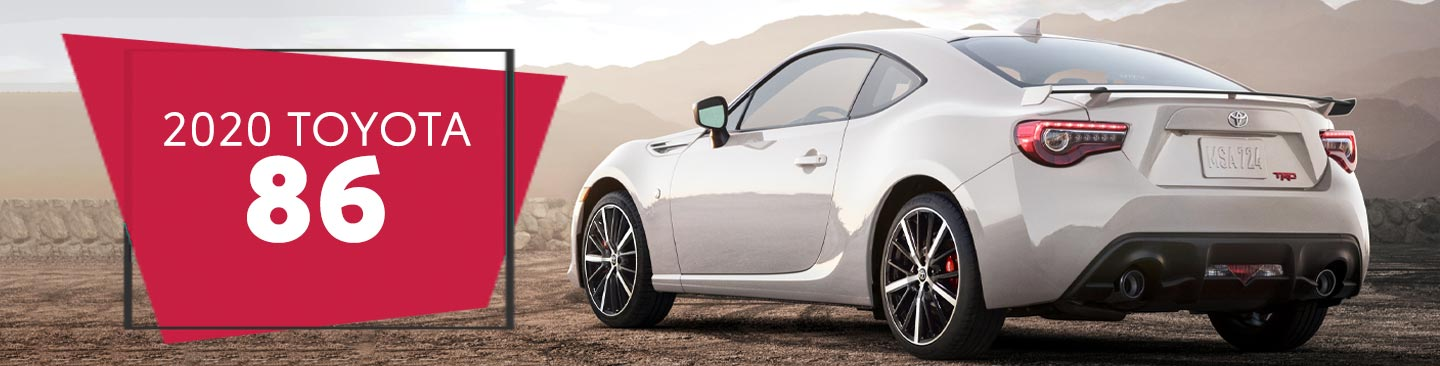 2020 Toyota 86 Sports Car in Juneau, AK, at Mendenhall Toyota