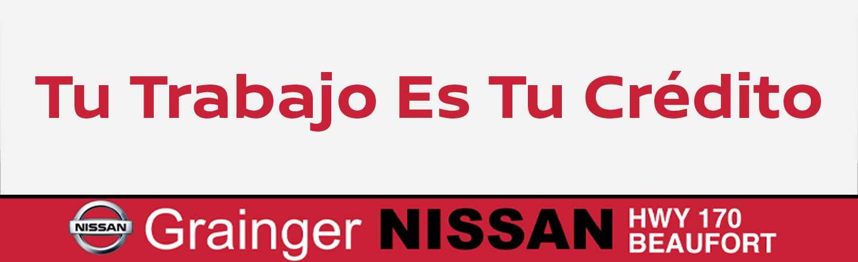 Ayudando a los conductores que hablan Español en Grainger Nissan en Beaufort, SC