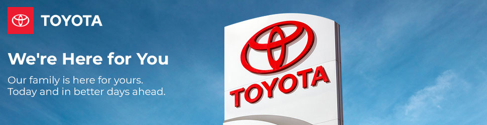 Our El Cajon, CA, Toyota Dealership is Open and Here to Help
