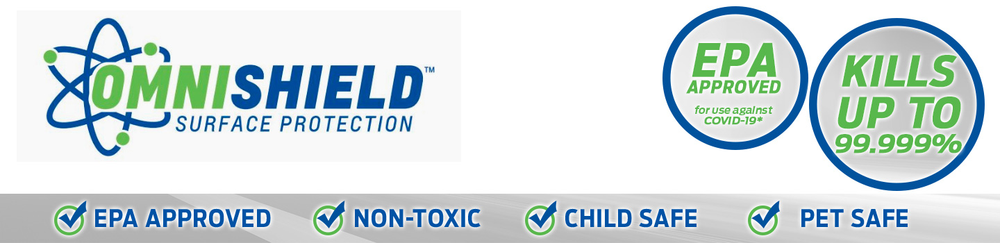 Omnishield Vehicle Disinfection