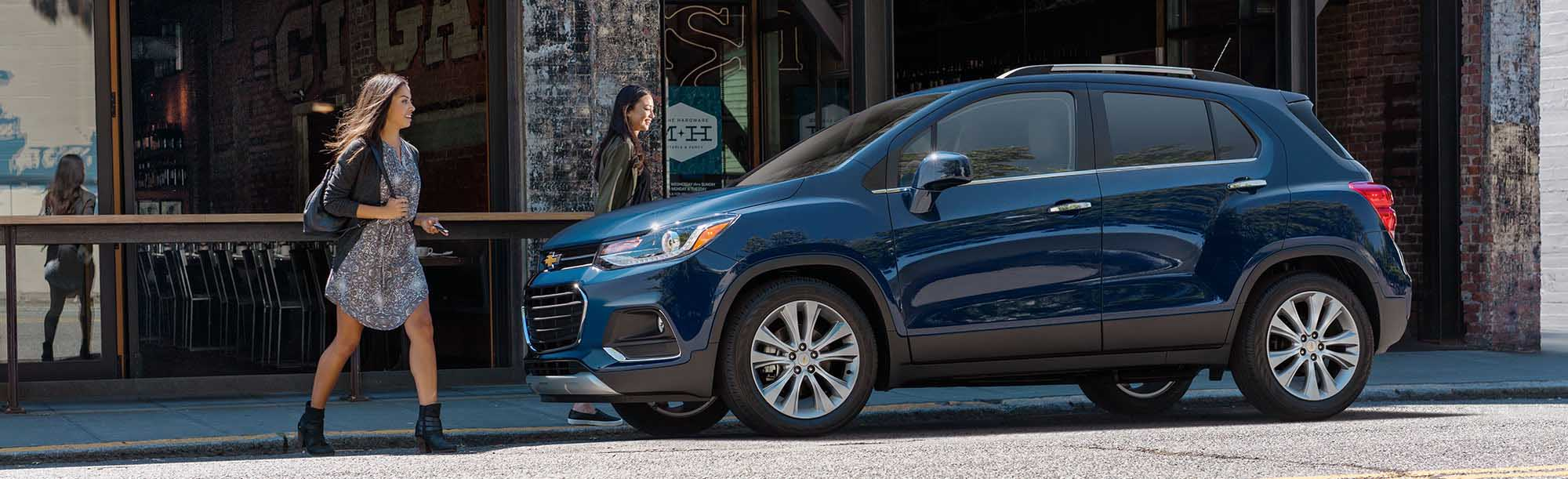 2020 Chevrolet Trax On Road