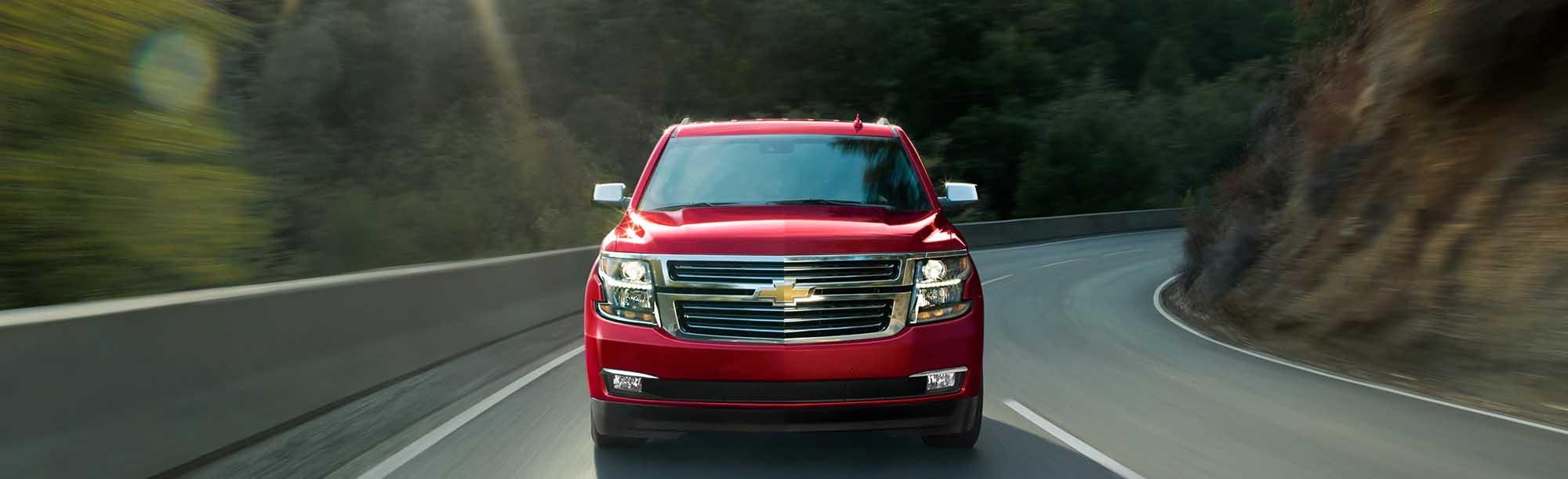 2020 Chevrolet Tahoe SUV On Road