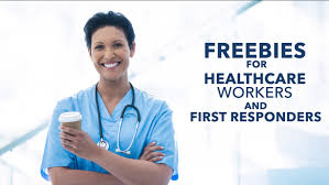 ALL HEALTHCARE WORKERS AND FIRST RESPONDERS