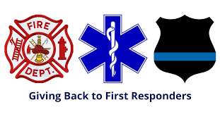 ALL FIRST RESPONDERS AND HEALTHCARE WORKERS