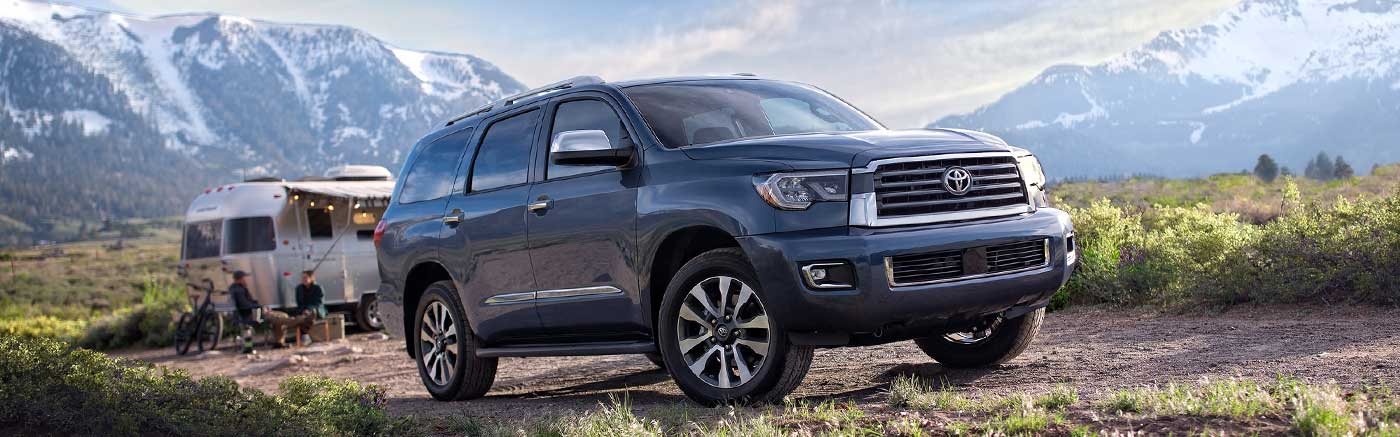 2020 Toyota Sequoia For Sale In Colville, WA
