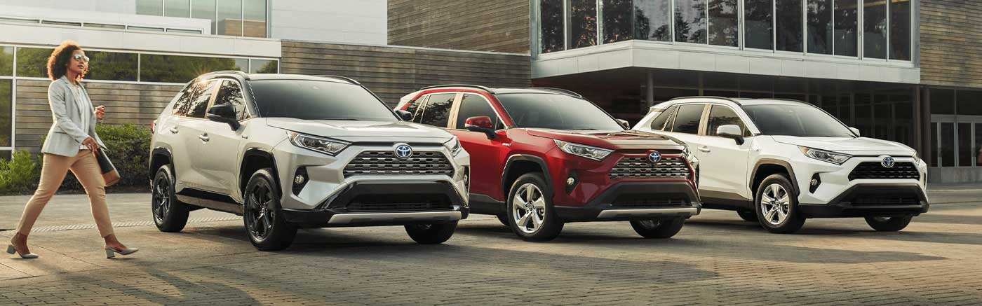 2020 Toyota RAV4 Hybrid For Sale In Colville, WA