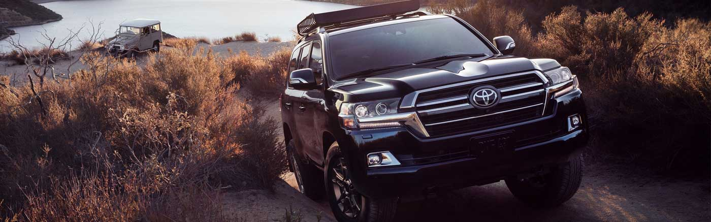 2020 Toyota Land Cruiser For Sale In Colville, WA