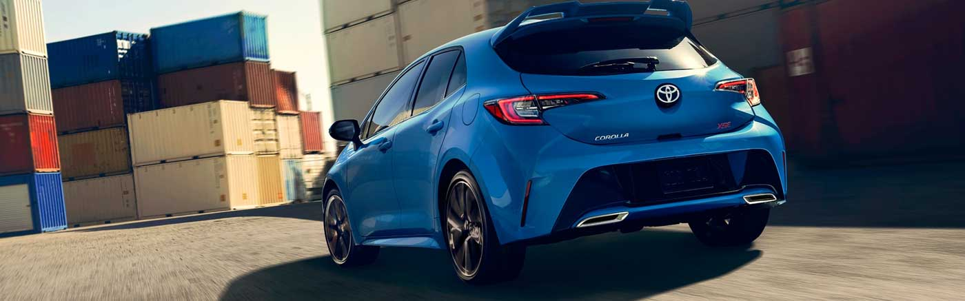 2020 Toyota Corolla Hatchback For Sale In Colville, WA