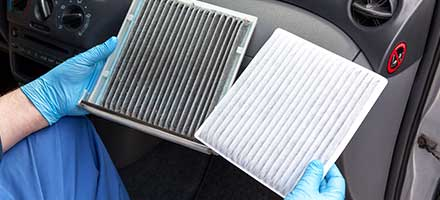 Engine Or Cabin Air Filter Replacement
