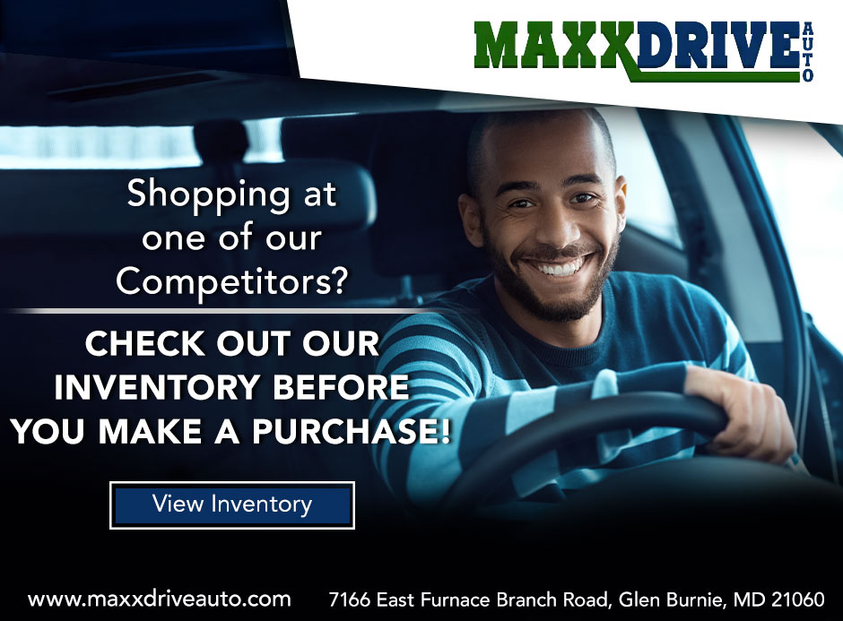 shop at maxxdrive autos