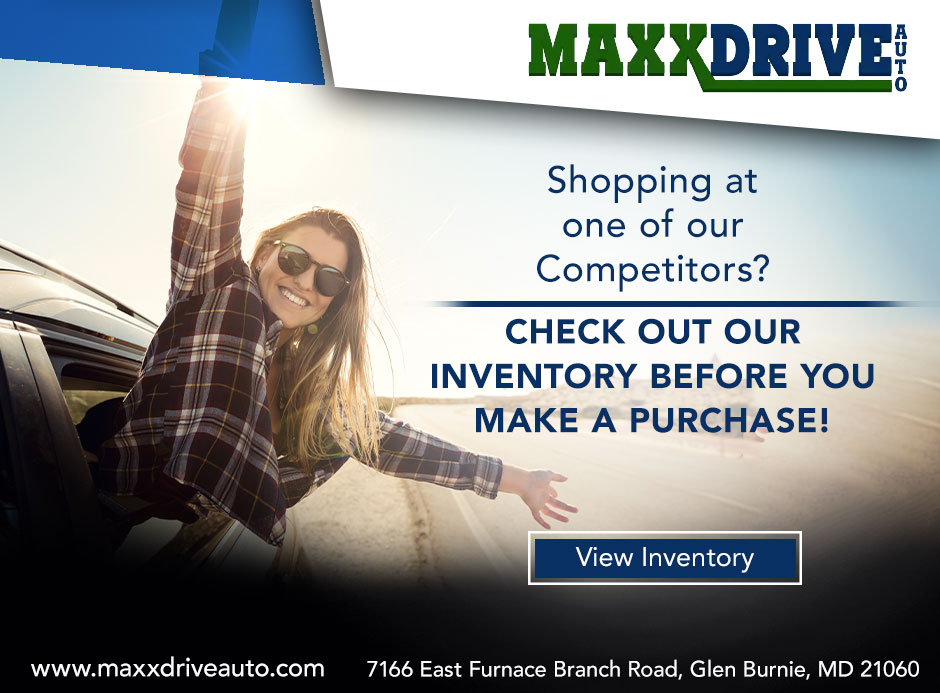 shop and maxxdrive auto
