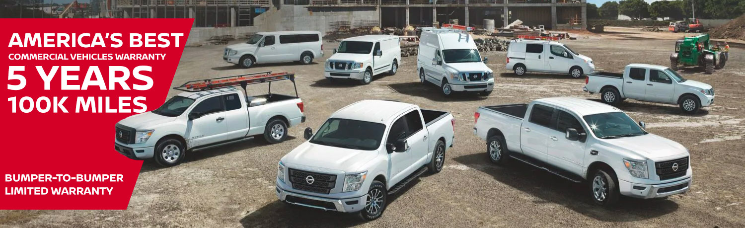 Nissan Commercial Vehicles for Sale in San Jose, California