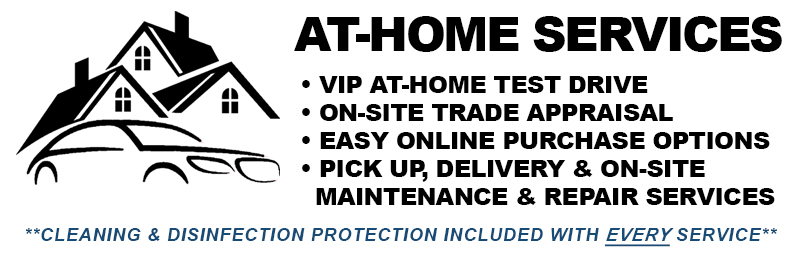 AT-HOME SERVICES | Lakeland Automall VIP Test Drive, Appraisal, Delivery & Service
