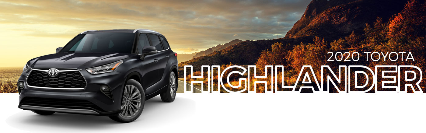 Shop The 2020 Toyota Highlander Lineup In Kirkland, WA, Near Renton