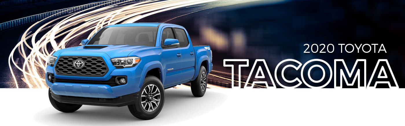 Shop The 2020 Toyota Tacoma Lineup In Kirkland, WA, Near Renton