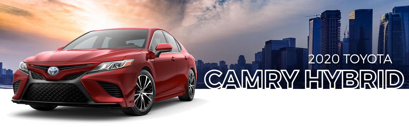 Shop The 2020 Toyota Camry Hybrid Lineup In Kirkland, WA, Near Renton