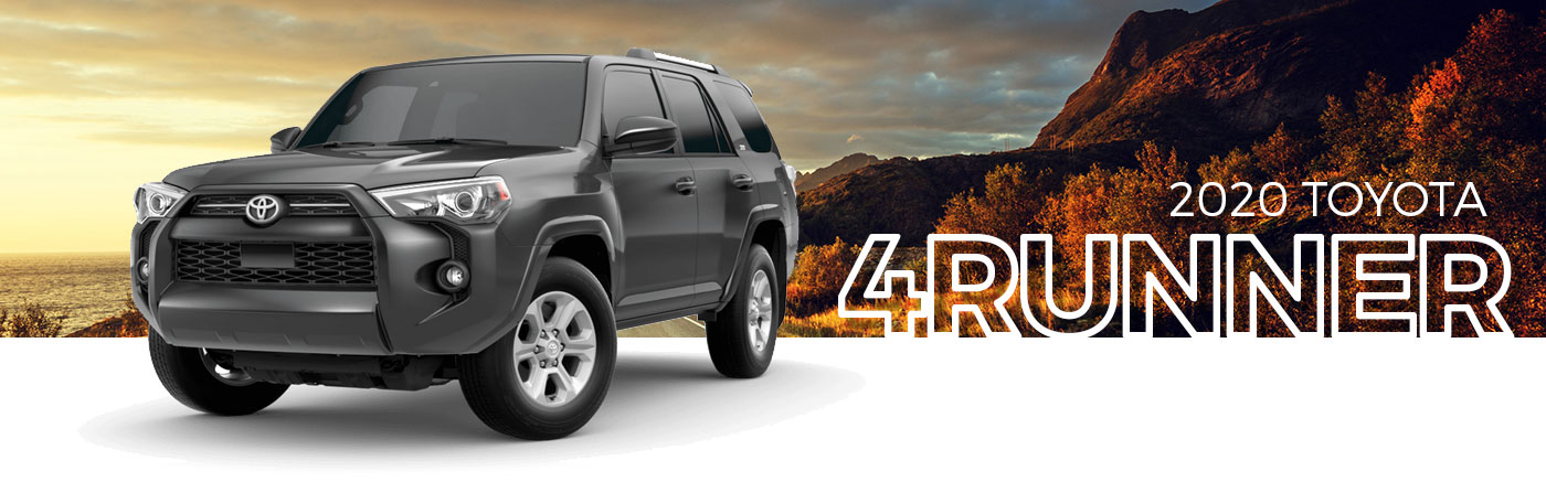 Shop The 2020 Toyota 4Runner Lineup In Kirkland, WA, Near Renton