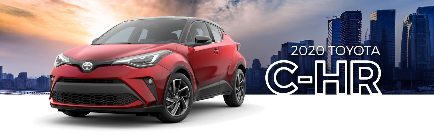 Shop The 2020 Toyota C-HR Lineup In Kirkland, WA, Near Renton