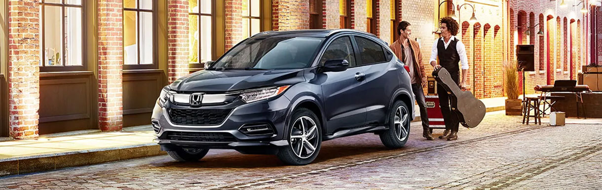 2020 Honda HR-V Crossover in Tifton, Georgia, near Valdosta