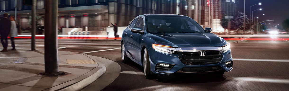 2020 Honda Insight Hybrid Car in Tifton, GA, near Valdosta