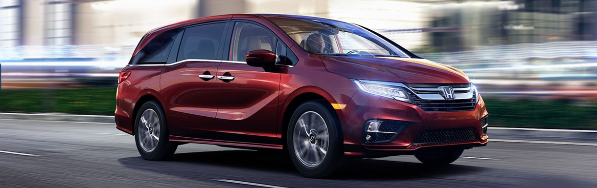 2020 Honda Odyssey Minivan in Tifton, GA, near Valdosta