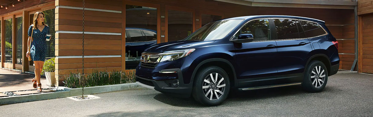 2020 Honda Pilot SUV for Sale in Tifton, near Valdosta, Georgia