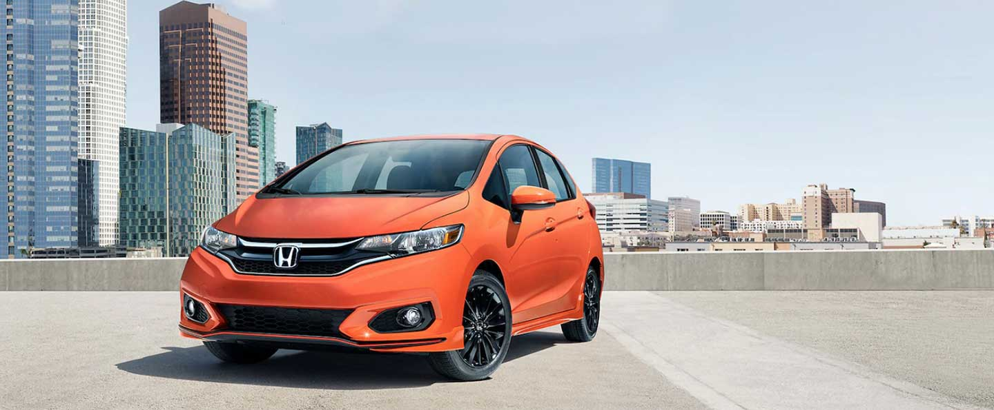 2020 Honda Fit hatchback in Clifton, New Jersey | Garden State Honda