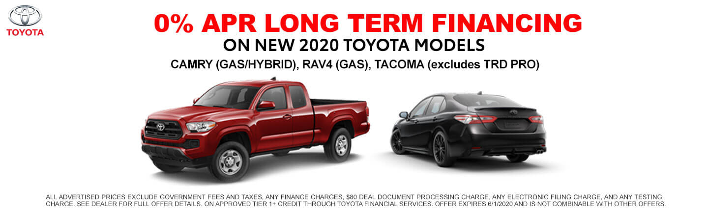Long Term Financing - New