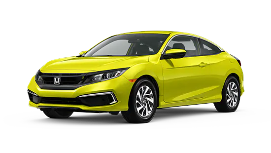 2019/20 Civic Coupe LOYALTY OFFER