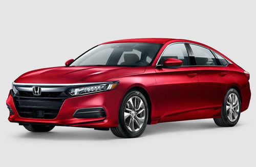 2020 Honda Accord LX Sedan CVT