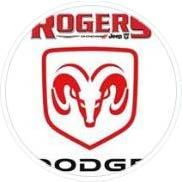 rogers chrysler dodge jeep ram logo