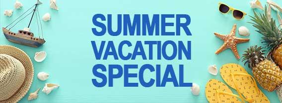 Summer Vacation Special