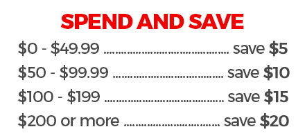Variable Savings