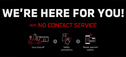 No Contact Service