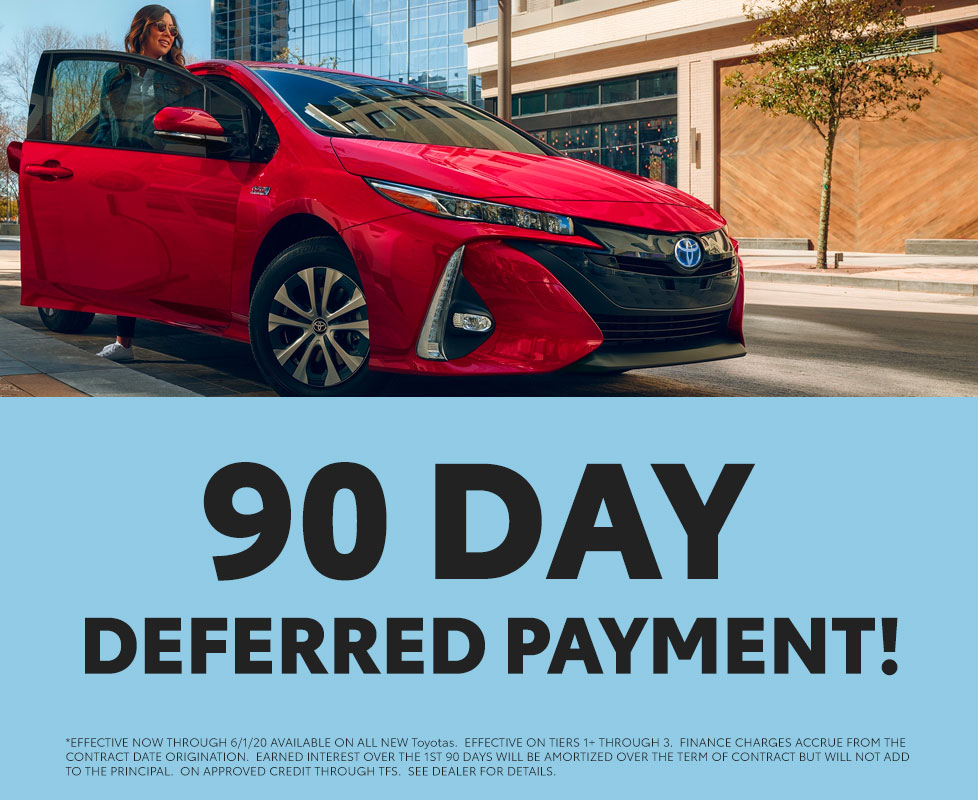 Ninety Days Deferred Payment