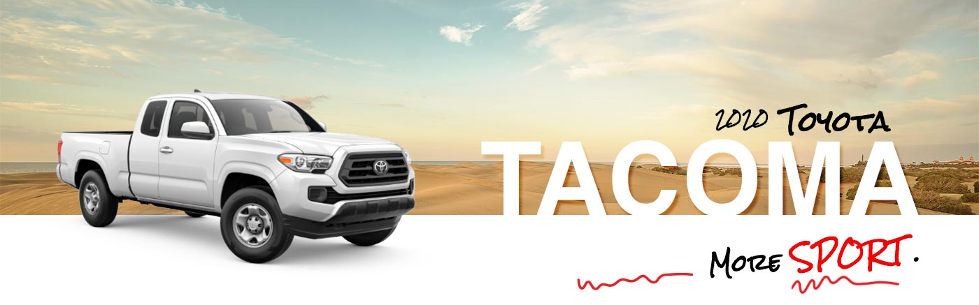 2020 Tacoma On Road