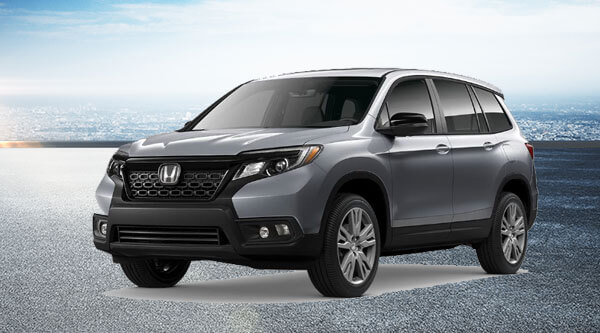 2020 Passport EX-L 2WD Lease Offer