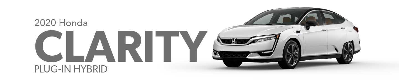 2020 Honda Clarity in Southwest Florida