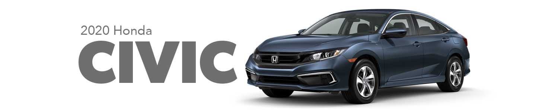 2020 Honda Civic in Southwest Florida