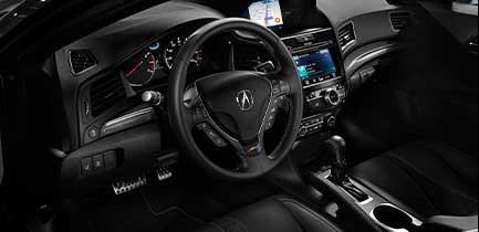 Interior 2020 Acura ILX