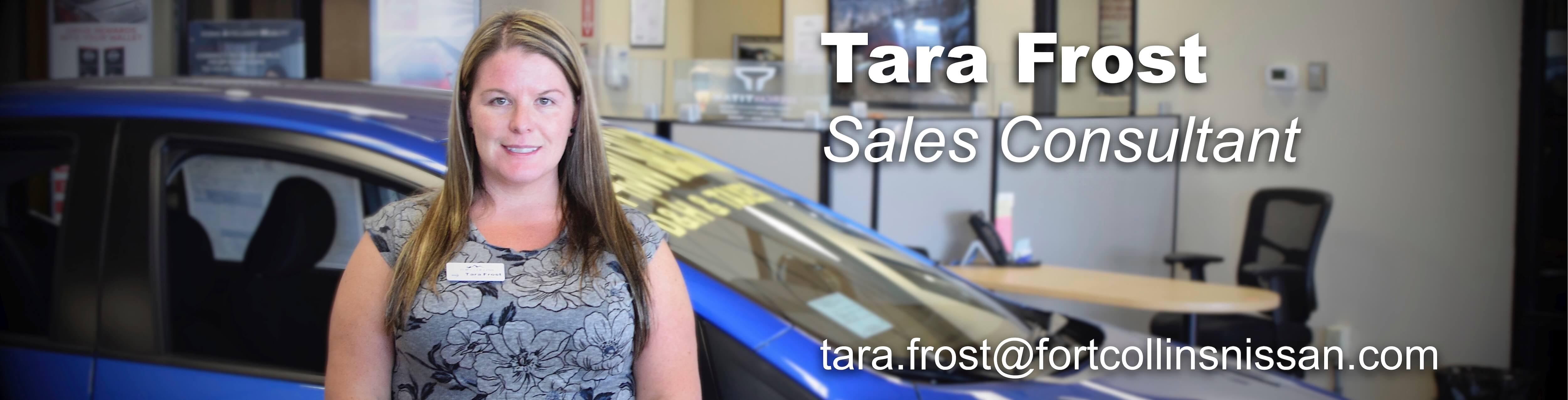 Tara Frost