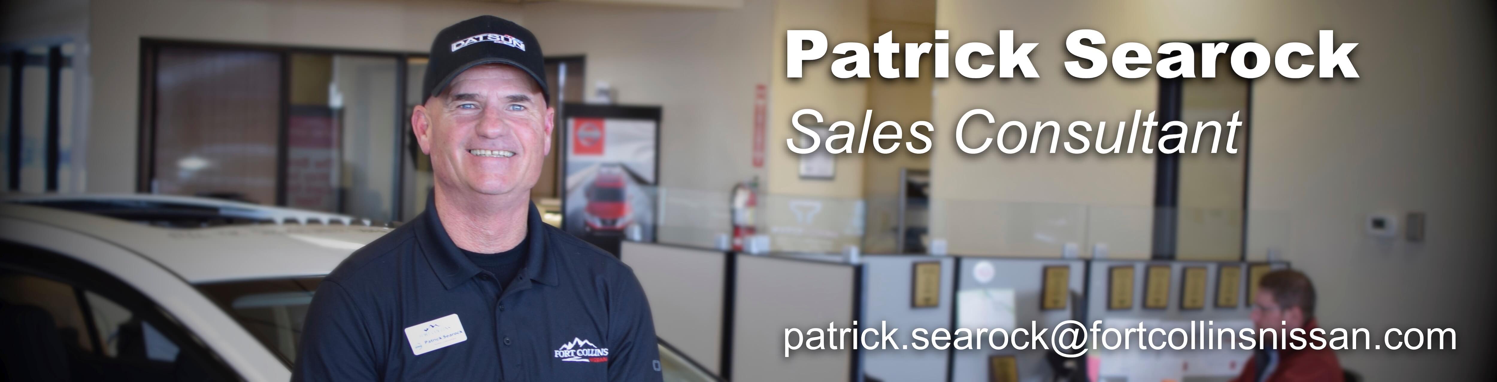 Patrick Searok
