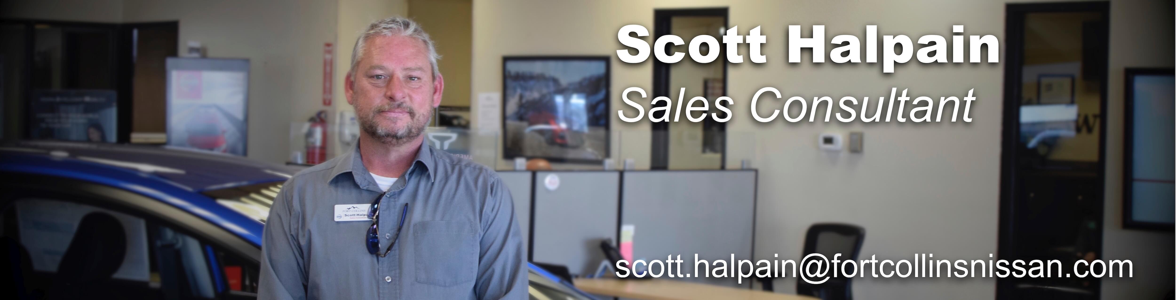 Scott Halpain