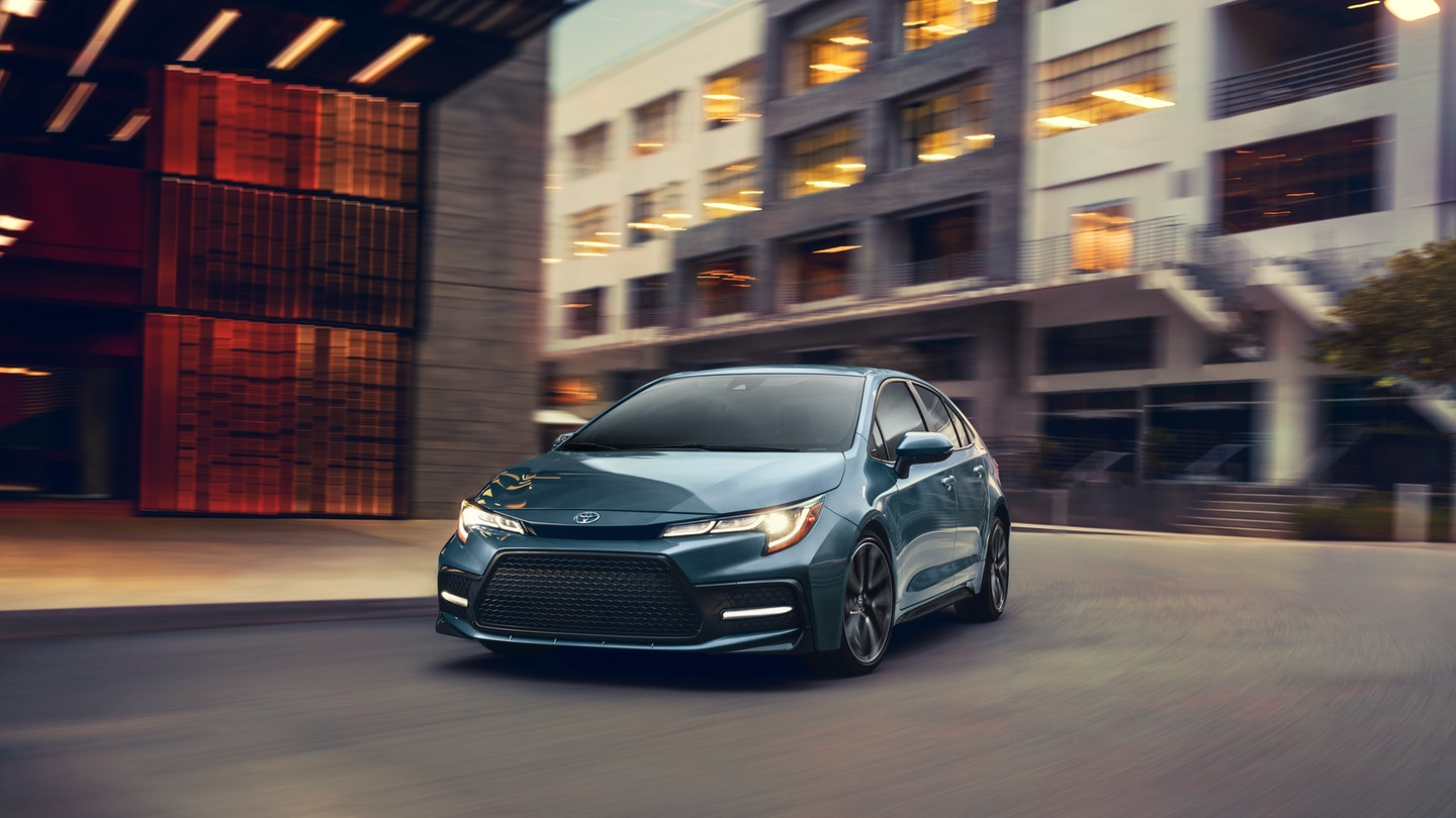 2020 Toyota Corolla available now at Toyota Chula Vista