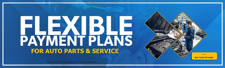 Flexible Payment Plans