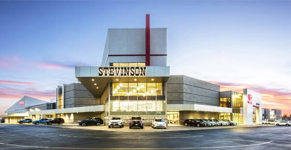 Photo of Stevinson Toyota West Service Center Waiting Room in Paramus NJ